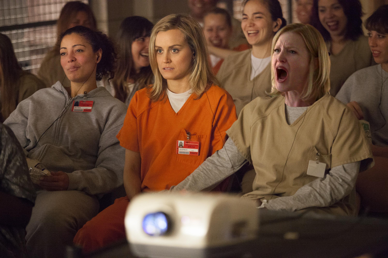 Понимаю, как лесби сериалы про тюрьму